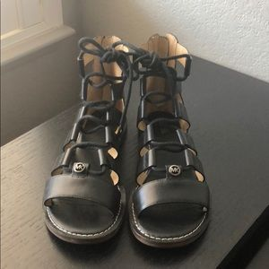 Michael by Michael Kors Gladiator sandals size 6.5